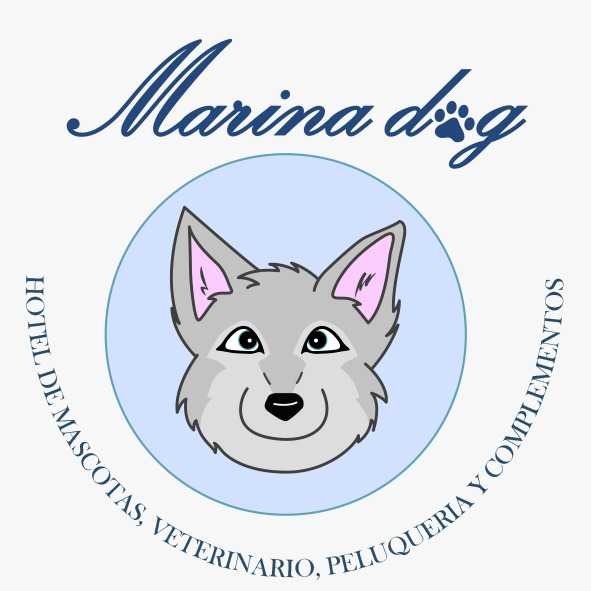 logotipo MarinaDog